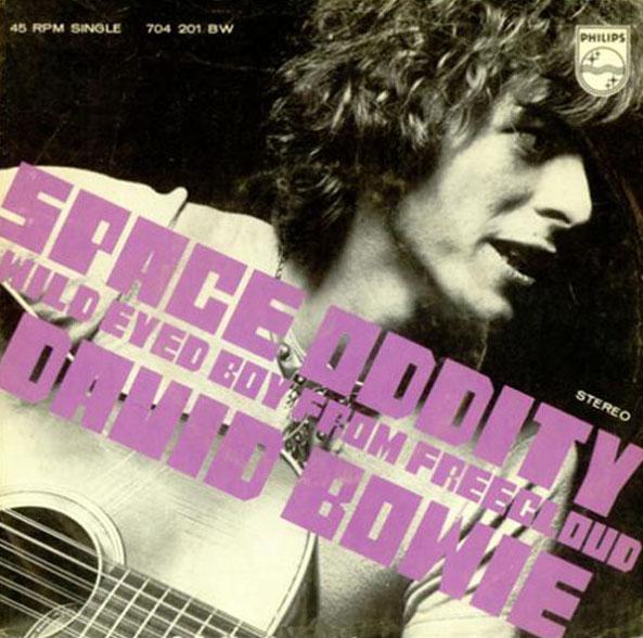 7. 'Space Oddity'.
