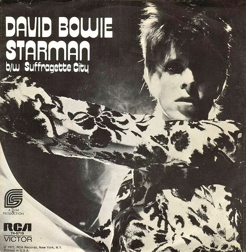 8. 'Starman'.