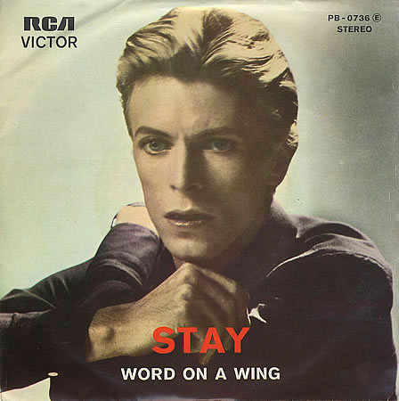 11. 'Stay'.