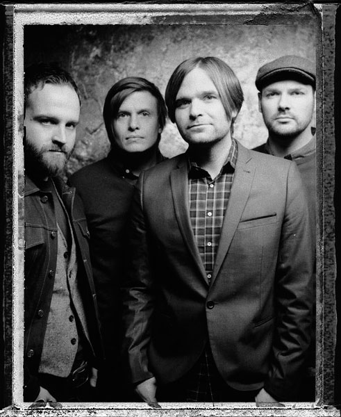 Death Cab For Cutie Writing New Music Following Postal Service
