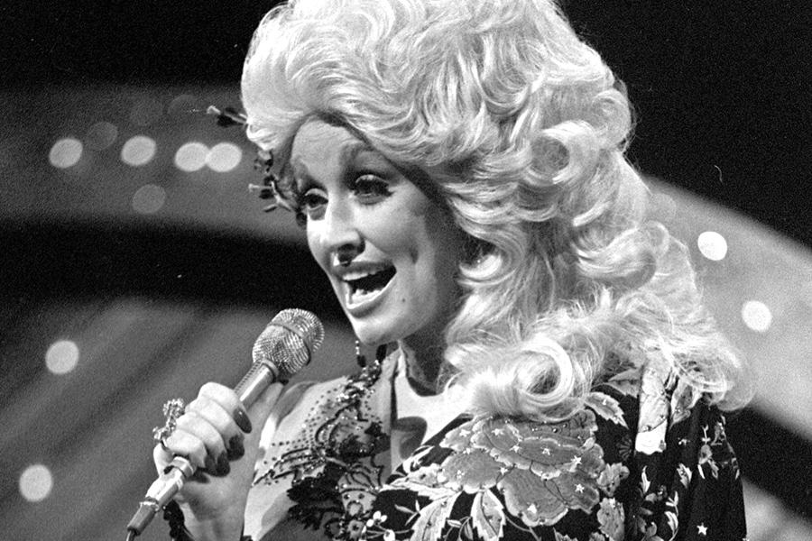 Dolly Parton – 'Jolene'.