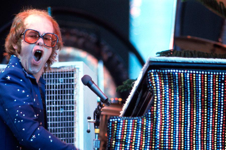 Elton John - 'Tiny Dancer'