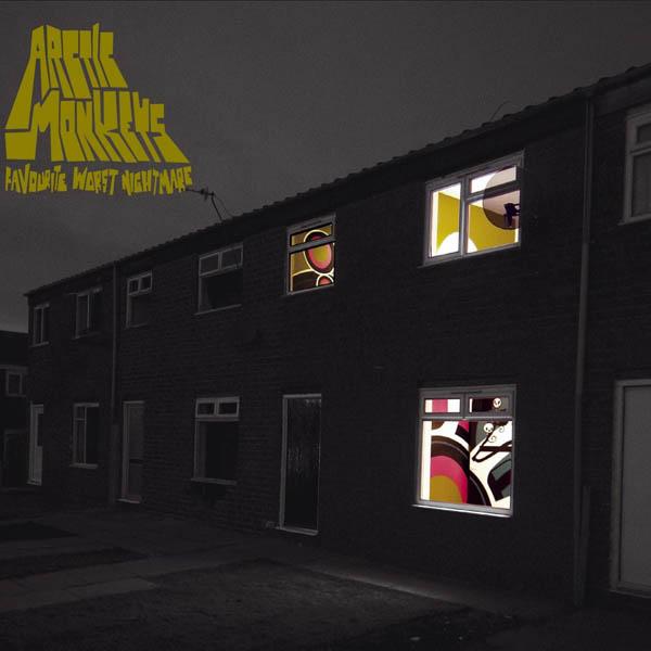 Arctic Monkeys, 'Favourite Worst Nightmare'