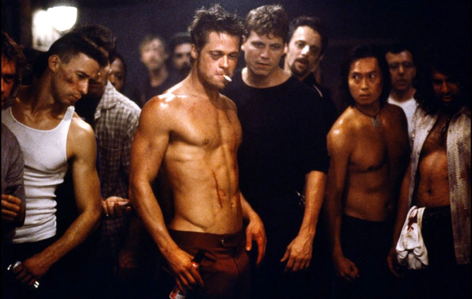 Tyler Durden - <i>Fight Club</i> (1999)