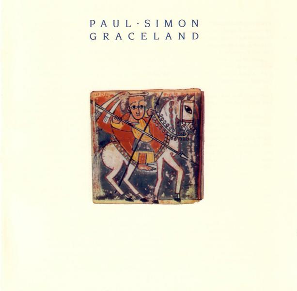 Paul Simon – 'Graceland'.