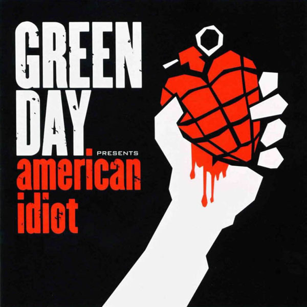Green Day – 'American Idiot'