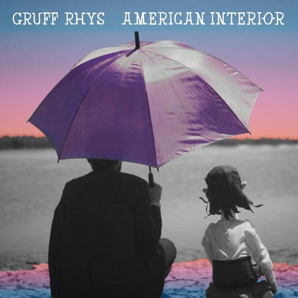 47. Gruff Rhys - 'American Interior'