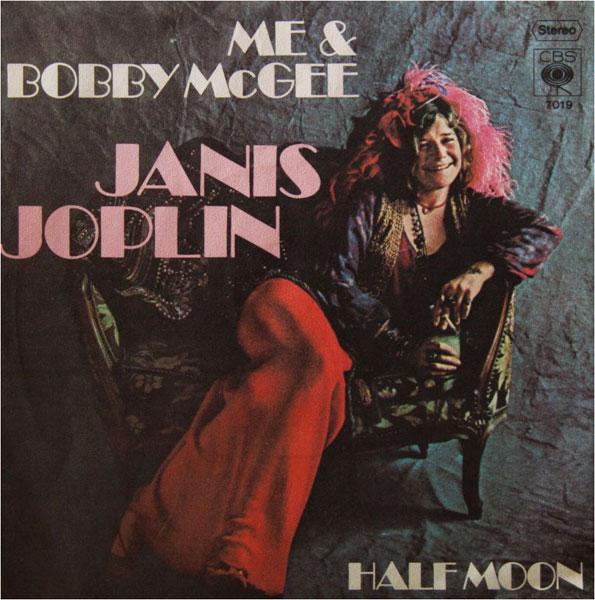 Janis Joplin, 'Me and Bobby McGee'