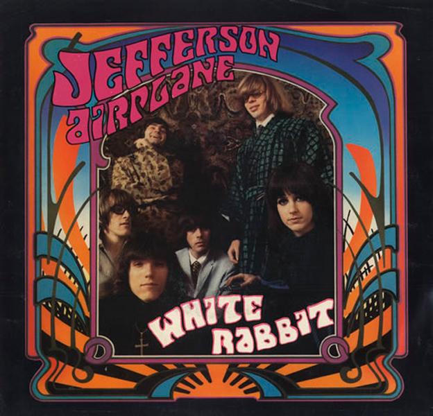 Jefferson Airplane – 'White Rabbit'.