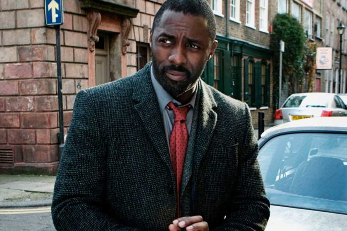 Idris Elba plays one of the African American detectives.