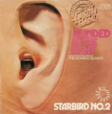 Manfred Mann's Earth Band, 'Blinded By The Light'