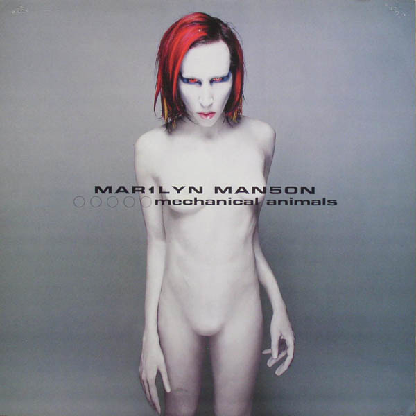 Marilyn Manson, 'Mechanical Animals'
