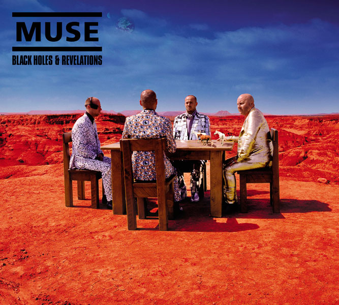 Muse - 'Supermassive Black Hole'.