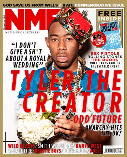 Tyler, The Creator Oblivious Of Royal Wedding As Odd