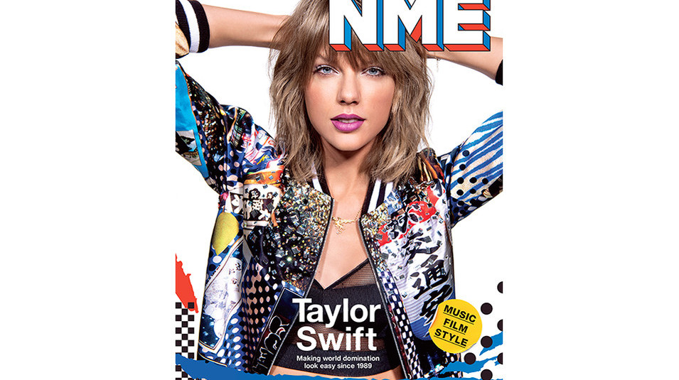 Taylor Swift Power Fame And The Future The Full Nme Cover Interview Nme