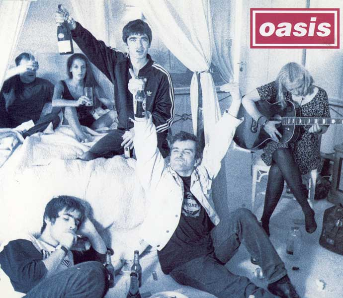 18. Oasis - 'Cigarettes And Alcohol'