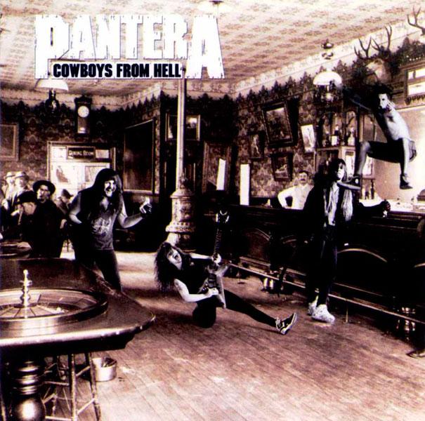 Pantera – 'Cowboys From Hell'