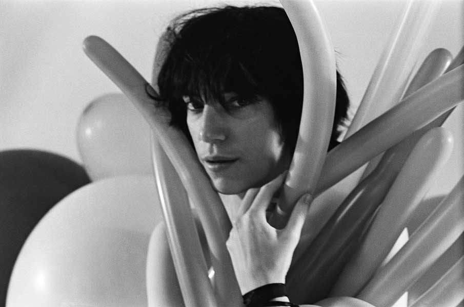 Patti Smith – Toy factory worker