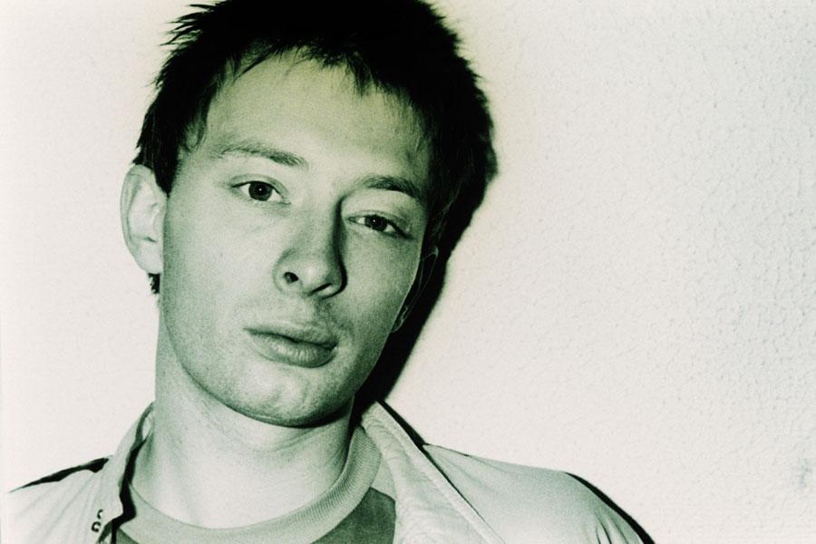 Radiohead – 'Street Spirit'.