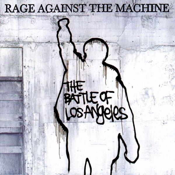 Rage Against The Machine – 'Battle Of Los Angeles'