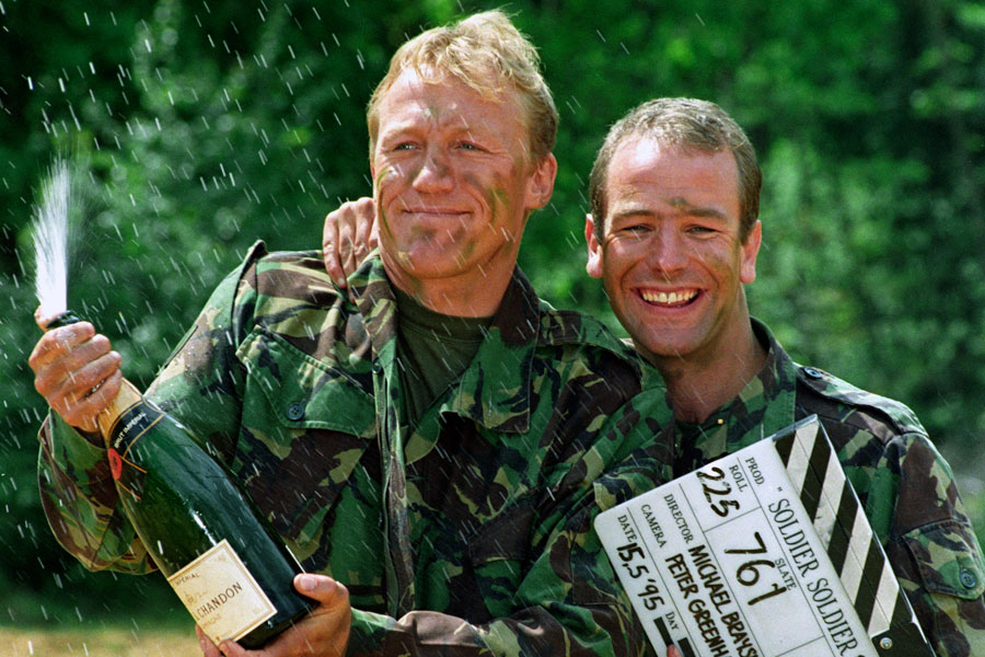 2. Robson and Jerome - 'Unchained Melody'