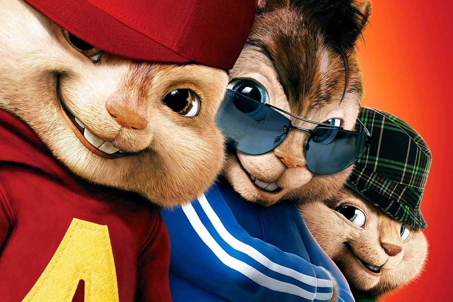 Alvin & The Chipmunks - 'I Like To Move It'
