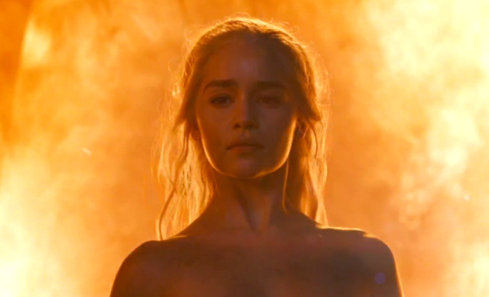 Emilia Clarke Pressured To Do Nude Scenes For Game Of