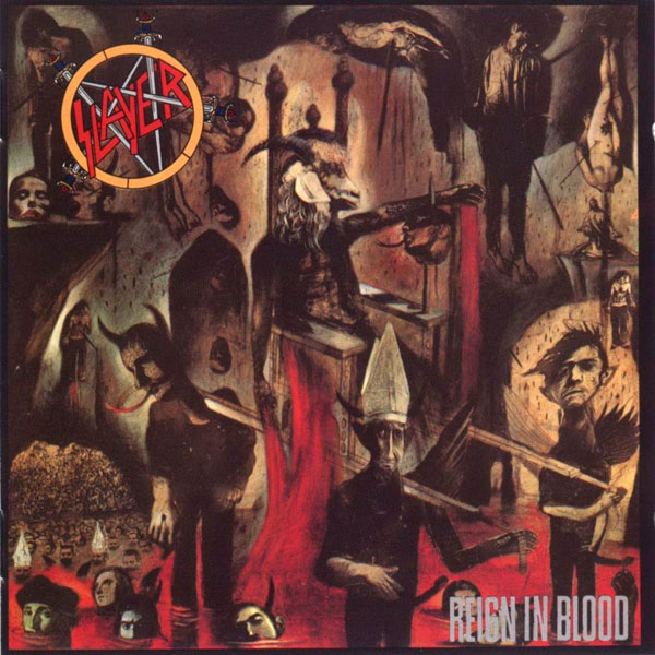 Slayer – 'Reign In Blood'