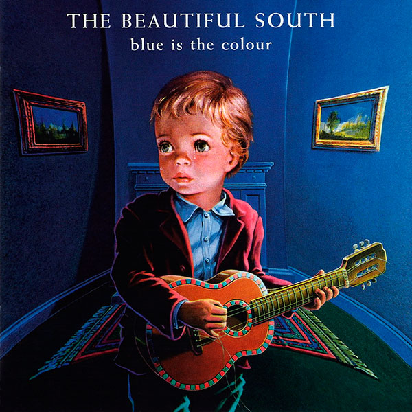 Blue is the Colour - The Beautiful South (1997)