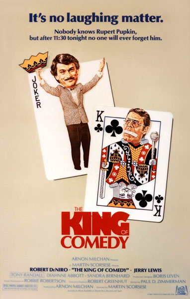 17. <i>The King Of Comedy</i>