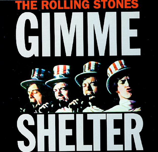 The Rolling Stones – 'Gimme Shelter'.
