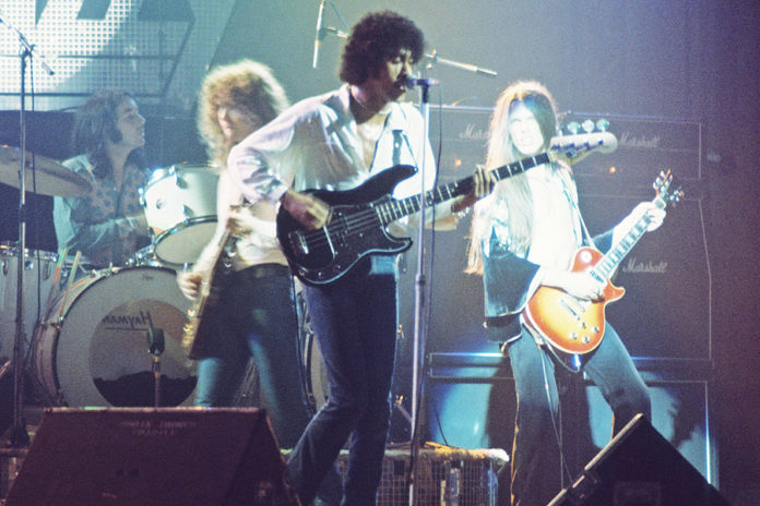 Phil Lynott S Mother Slams Mitt Romney After He Uses The Boys Are Back In Town At Rally Nme