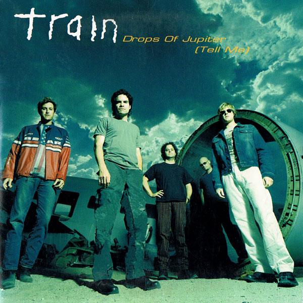 Train - 'Drops Of Jupiter'