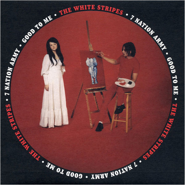16. The White Stripes - 'Seven Nation Army'
