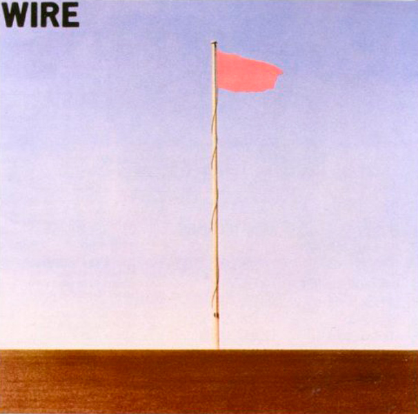 Wire - 'Three Girl Rhumba'.