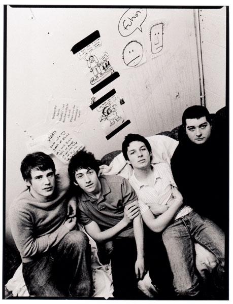 19. Arctic Monkeys - 'Mardy Bum'