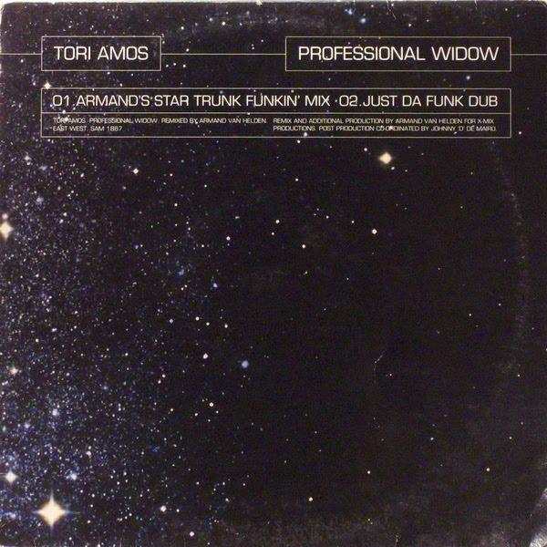 3 - Tori Amos, 'Professional Widow' (Armand's Star Trunk Funkin' Mix)