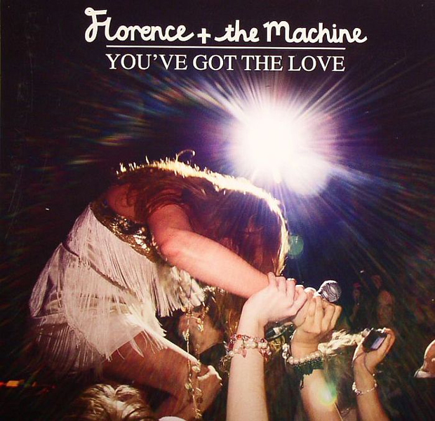 4 - Florence & The Machine, 'You've Got The Love' (The xx Remix)