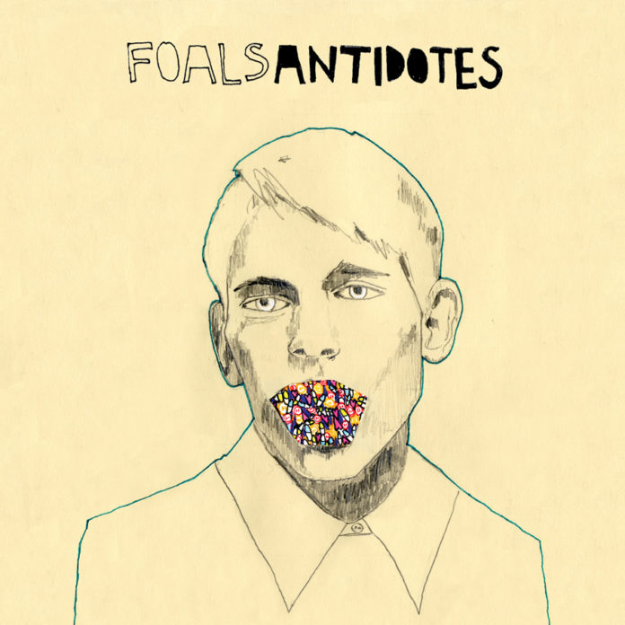 Foals, 'Antidotes'