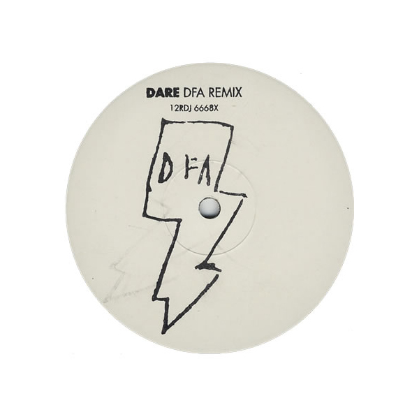 38 - Gorillaz, 'DARE' (DFA remix)