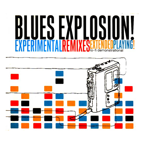 29 - Jon Spencer Blues Explosion, 'Bellbottoms' (Unkle's Old Rascal Remix)
