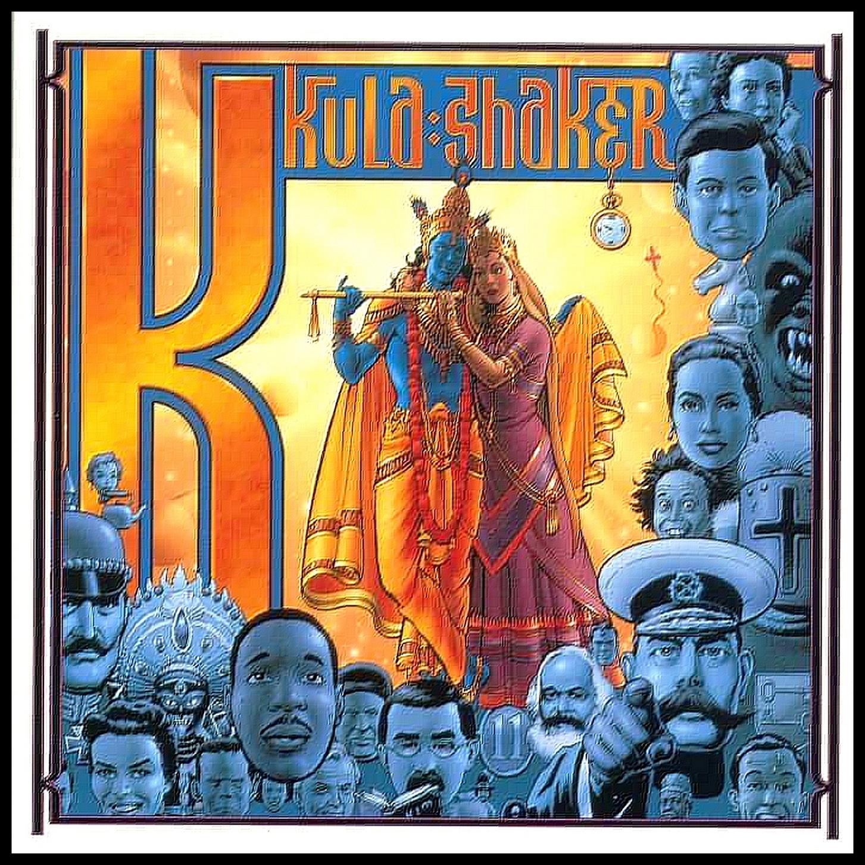 Kula Shaker, 'K'