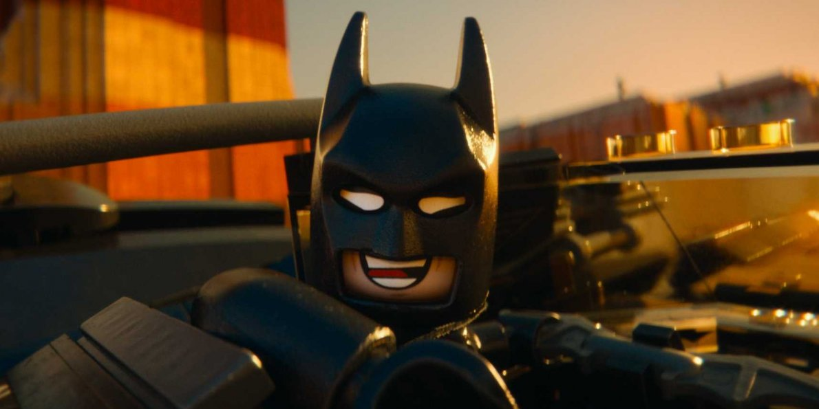 Watch The Trailer For The Lego Batman Movie