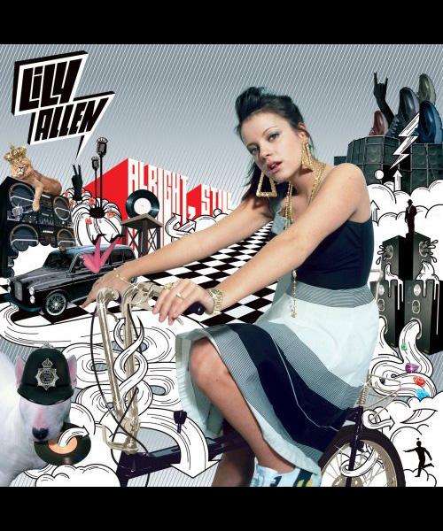 Lily Allen – 'Alright, Still'
