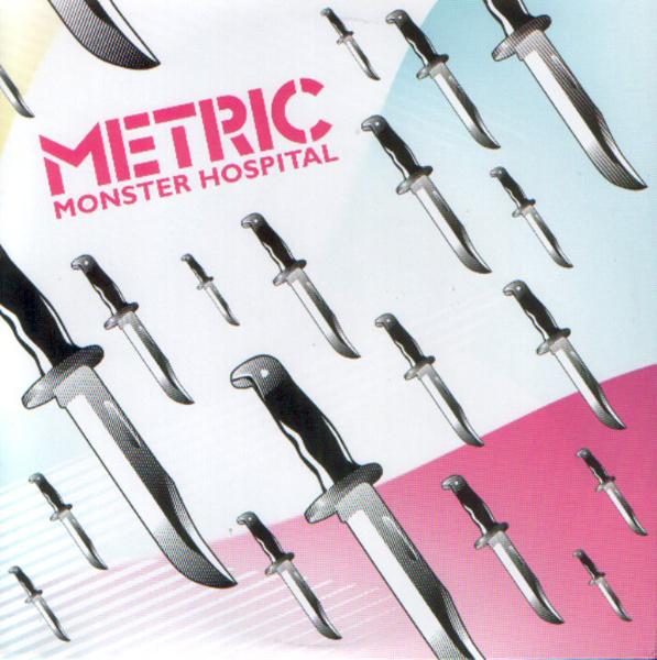 43 - Metric, 'Monster Hospital' (MSTRKRFT Remix)