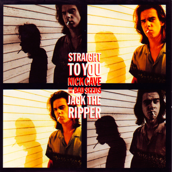 Nick Cave & The Bad Seeds – 'Straight To You'.