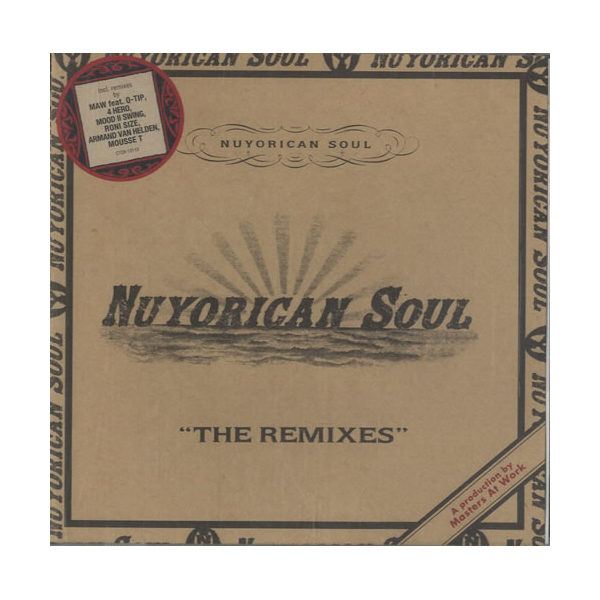 30 - Nu Yorican Soul, 'I Am The Black Gold Of The Sun' (4 Hero Remix)