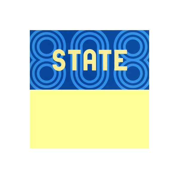 20 - 808 State, 'Flow Coma' (AFX Remix)