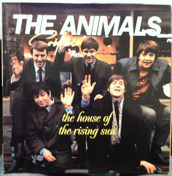The Animals – 'The House Of The Rising Sun'.