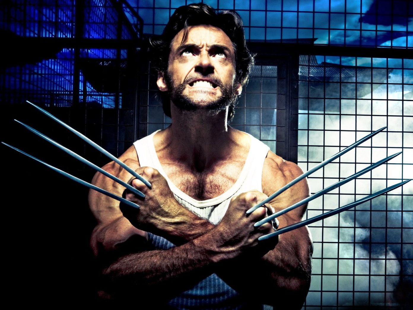 Yikes! Hugh Jackman Almost Cut Off Privates With